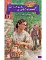 Okładka - Dziedziczka z Alvestad tom. 21. Cień podejrzenia