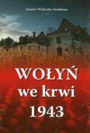 Ok�adka - Wo�y� we krwi 1943