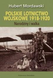 Ok�adka - Polskie lotnictwo wojskowe 1918-1920