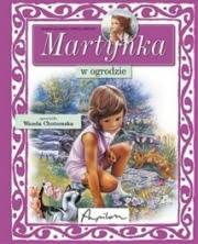 Ok�adka - Martynka w ogrodzie