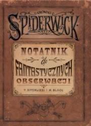Ok�adka - Kroniki Spiderwick. Tom 6. Notatnik do fantastycznych obserwacji