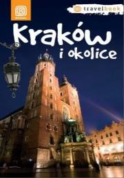 Ok�adka - Krak�w i okolice. Travelbook. Wydanie 1