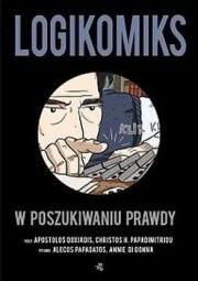 Okładka - Logikomiks. W poszukiwaniu prawdy