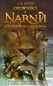 Okładka - Lew, Czarownica i stara szafa. Opowieści z Narnii