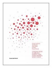 Okładka - Literatura polska po 1989  roku w świetle teorii Pierre