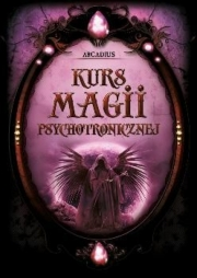 Ok�adka - Kurs magii psychotronicznej