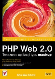 Ok�adka - PHP Web 2.0. Tworzenie aplikacji typu mashup