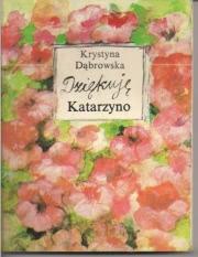 Ok�adka - Dzi�kuje Katarzyno