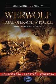 Ok�adka - Werwolf - tajne operacje w Polsce