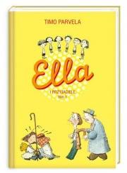 Ok�adka - Ella i przyjaciele. Tom 1