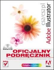 Ok�adka - Adobe Illustrator CS2/CS2 PL. Oficjalny podr�cznik
