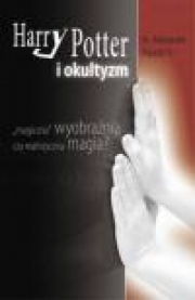 Ok�adka - Harry Potter i okultyzm