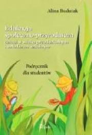 Ok�adka - Edukacja spo�eczno-przyrodnicza dzieci w wieku przedszkolnym i m�odszym szkolnym