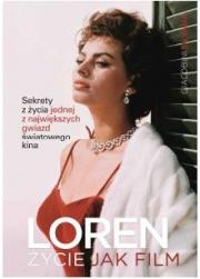 Ok�adka - Sophia Loren. �ycie jak film