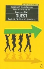 Ok�adka - Quest twoja droga do sukcesu