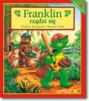 Okładka - Franklin rządzi się