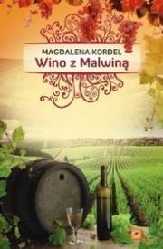 Okładka - Wino z Malwiną