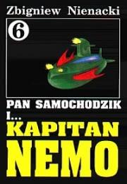 Okładka - Pan Samochodzik i kapitan Nemo t.6
