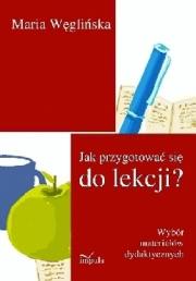 Ok�adka - Jak przygotowa� si� do lekcji?