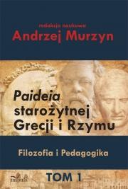 Ok�adka - Paideia staro�ytnej Grecji i Rzymu