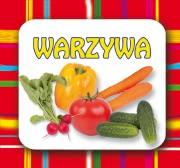 Ok�adka - Warzywa. Ma�e harmonijki