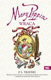 Ok�adka - Mary Poppins wraca