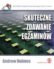 Okładka - Skuteczne zdawanie egzaminów