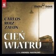 Ok�adka - Cie� wiatru. Audiobook