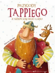 Ok�adka - Przygody Tappiego z Szepcz�cego Lasu