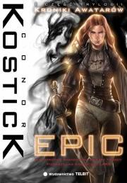 Okładka - Epic. Kroniki awatarów tom 1