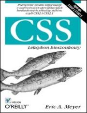 Ok�adka - CSS. Leksykon kieszonkowy
