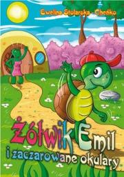 Ok�adka -  ��wik Emil i zaczarowane okulary