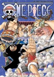 Ok�adka - One Piece tom 40. Gear