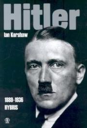 Ok�adka - Hitler 1889-1939. Hybris