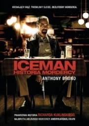 Okładka - Iceman: historia mordercy