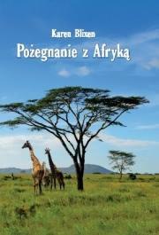 Ok�adka - Po�egnanie z Afryk�