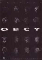 Ok�adka - Obcy