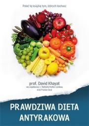 Ok�adka - Prawdziwa dieta antyrakowa