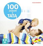 Okładka - 100 zabaw z tatą