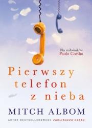 Ok�adka - Pierwszy telefon z nieba