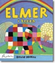 Ok�adka - Elmer i t�cza