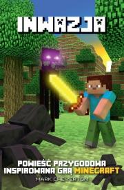 Ok�adka - Minecraft. Inwazja