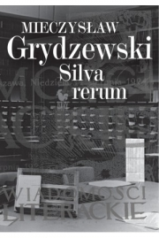 Ok�adka - Silva rerum