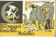 Ok�adka - 120 przyg�d Kozio�ka Mato�ka