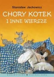 Ok�adka - Chory kotek i inne wiersze
