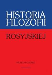 Ok�adka - Historia filozofii rosyjskiej