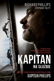 Ok�adka - Kapitan. Na s�u�bie