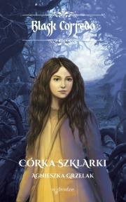 Okładka - Córka Szklarki