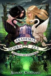 Ok�adka - Akademia Dobra i Z�a. D�ugo i Szcz�liwie