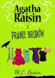 Ok�adka - Agatha Raisin i pranie brud�w